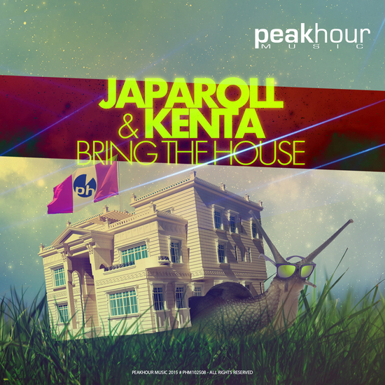 JAPAROLL_KENTA_BRING THE HOUSE