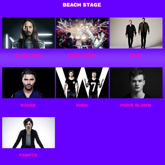 beachstage